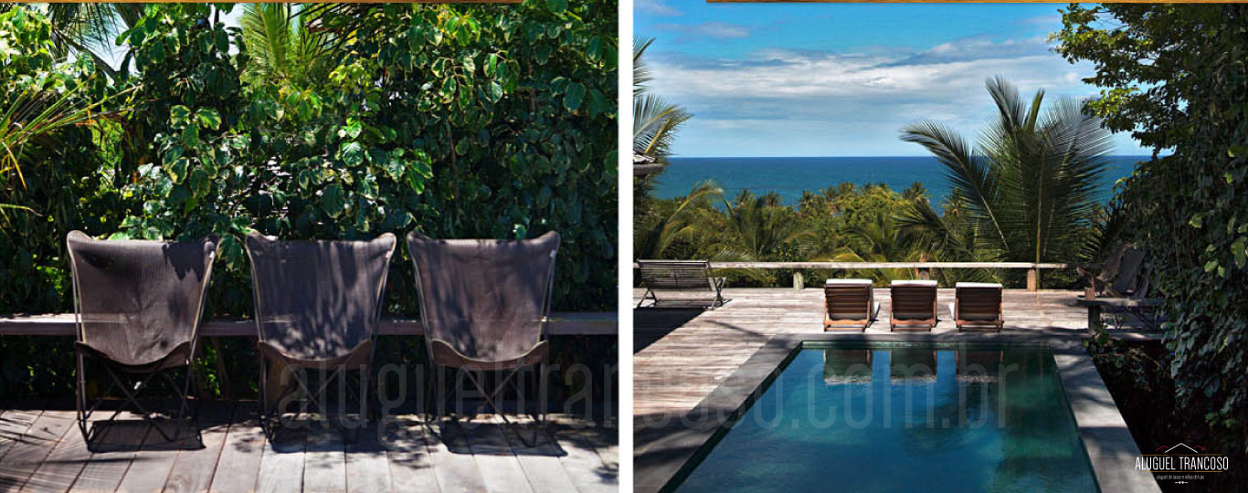 exclusive realty rentals trancoso brazil